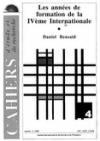 No.09 Les années de formation de la Quatrième Internationale (1933-1938)