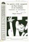 No.13 La guerre civile espagnole en Catalogne et au Pays Basque