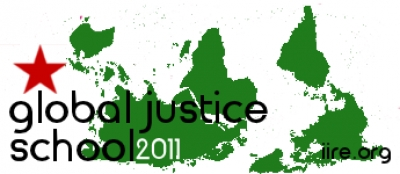 Everything ready for the Global Justice School 2011